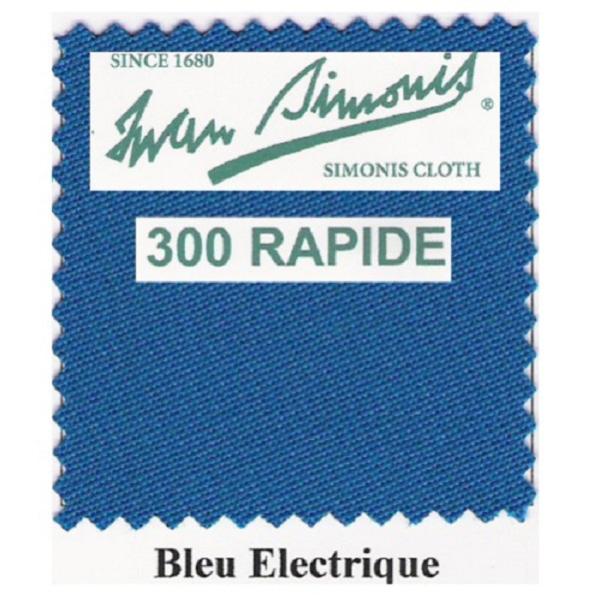 Tapis Simonis 300/195 Prestige Blue – Le mètre