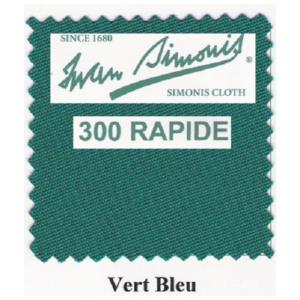 Tapis Simonis 300/195 Blue Green – Le mètre