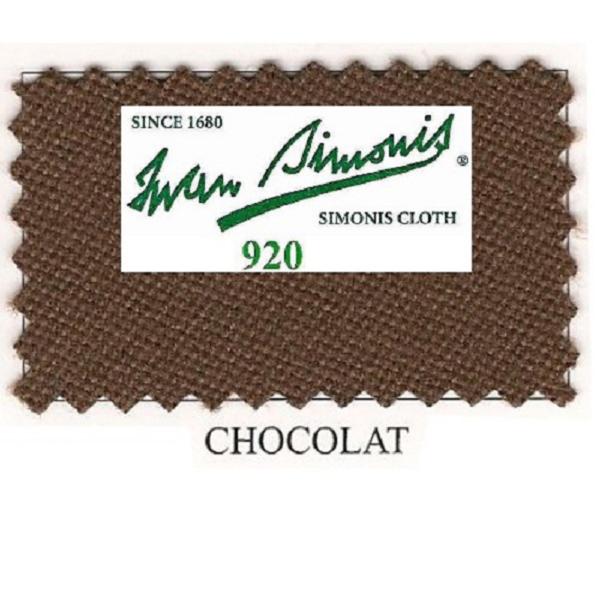 Tapis Simonis 920/195 Chocolate – Le mètre linéaire