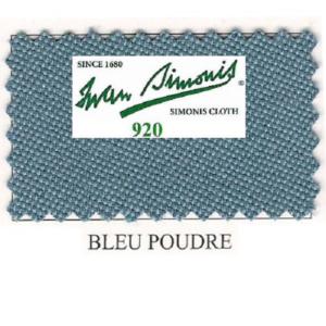Tapis Simonis 920/195 Powder Blue – Le mètre