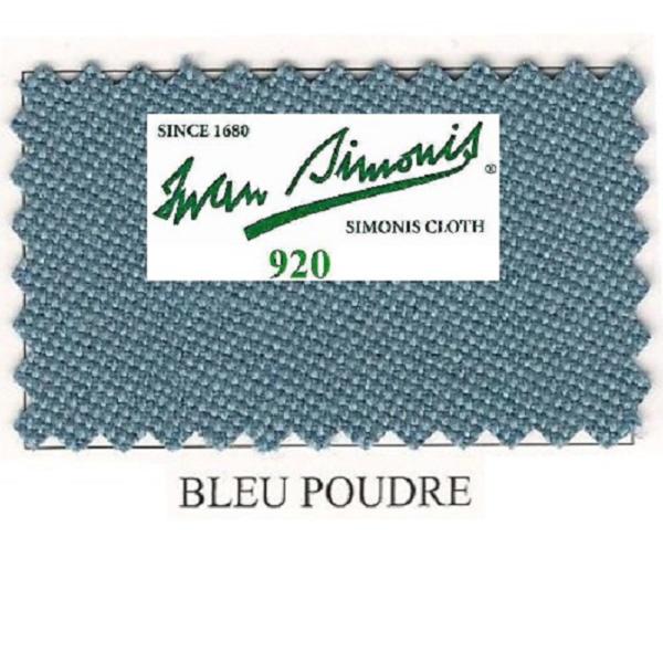 Tapis Simonis 920/195 Powder Blue – Le mètre linéaire