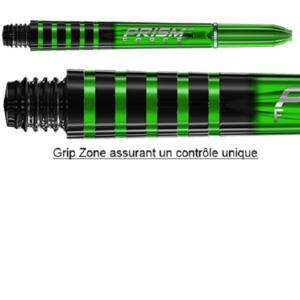 Tige (3) Prism Force green short