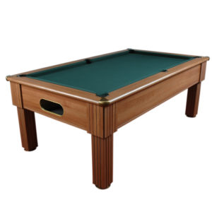 Billard anglais Havana Walnut Clair 7ft