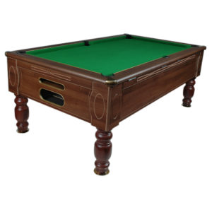 Billard anglais Tournament Walnut foncé 7ft