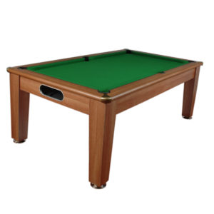 Billard anglais Napoli Noisette clair Diner 7ft