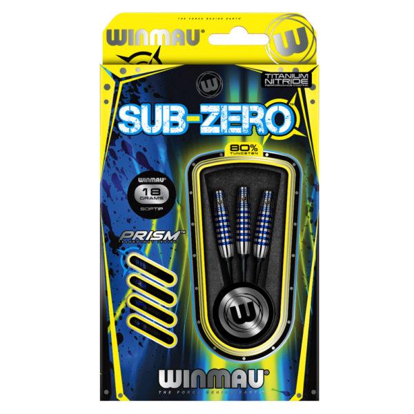 Jeu nylon Winmau Sub-Zero B 80% tgs 18g
