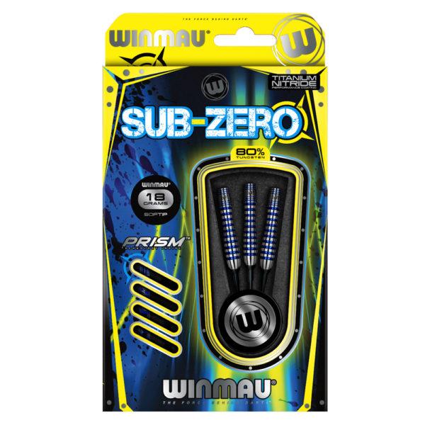 Jeu nylon Winmau Sub-Zero C 80% tgs 18g