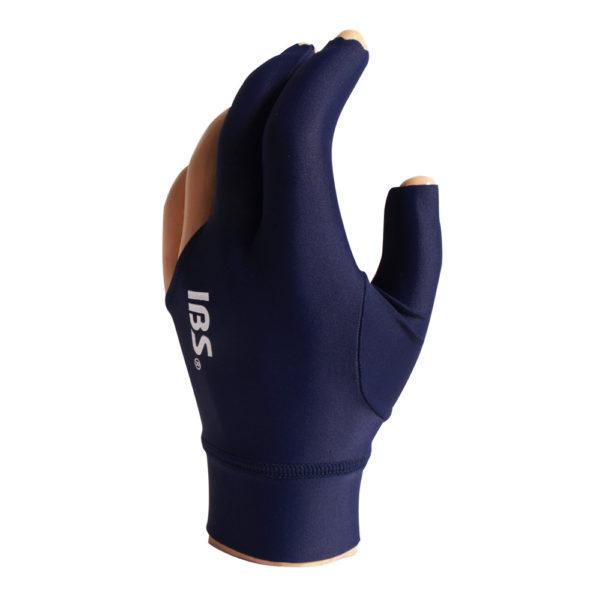 Gant IBS bleu patch – Taille unique