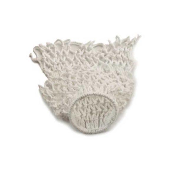 Jeu de 6 filets Luxe cotton avec anneaux