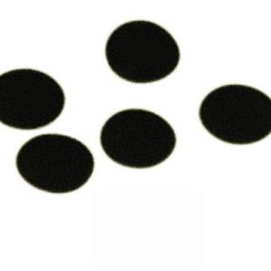 Spots à coller fer 12,5 mm les 5