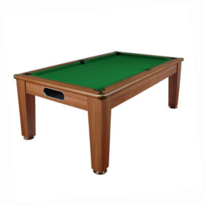 Billard anglais Napoli Walnut clair Diner 7ft
