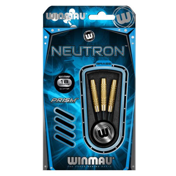 Jeu nylon Winmau Neutron A laiton 18g