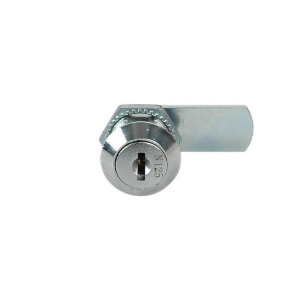 Serrure batteuse L21,5 clé