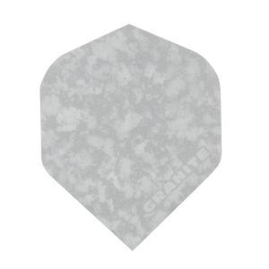 Ailette (3) Ruthless Granite blanche large les 3 jeux