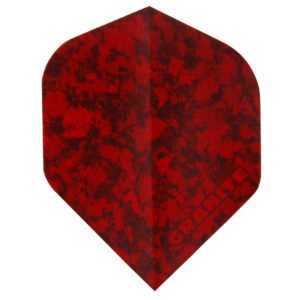 Ailette (3) Ruthless Granite rouge large les 3 jeux