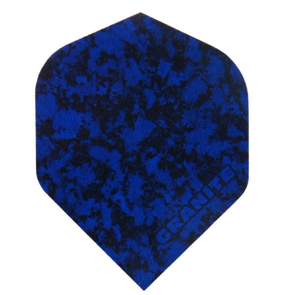 Ailette (3) Ruthless Granite bleue large les 3 jeux