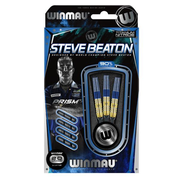 Jeu nylon Winmau Steve Beaton Titanium Nitride Coating 90% tgs 20g
