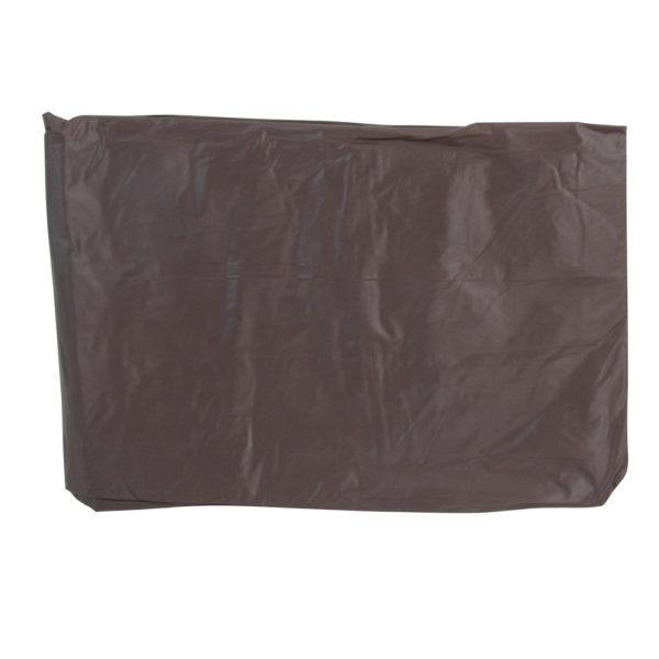 Housse élastique Pvc 7ft marron