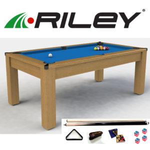 Billard américain Challenger Riley 7ft Oak