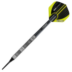 Jeu nylon Winmau MvG Authentic 85% tgs 20g