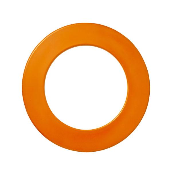 Protecteur cible uni Orange