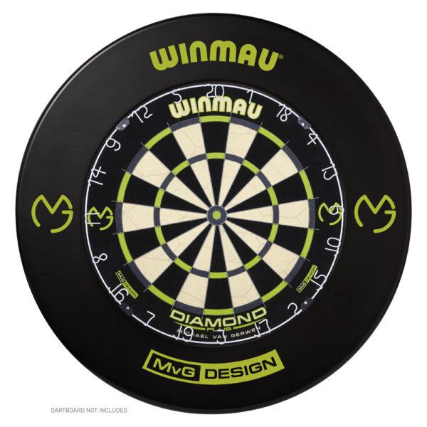 Protecteur cible Winmau MvG Design Black