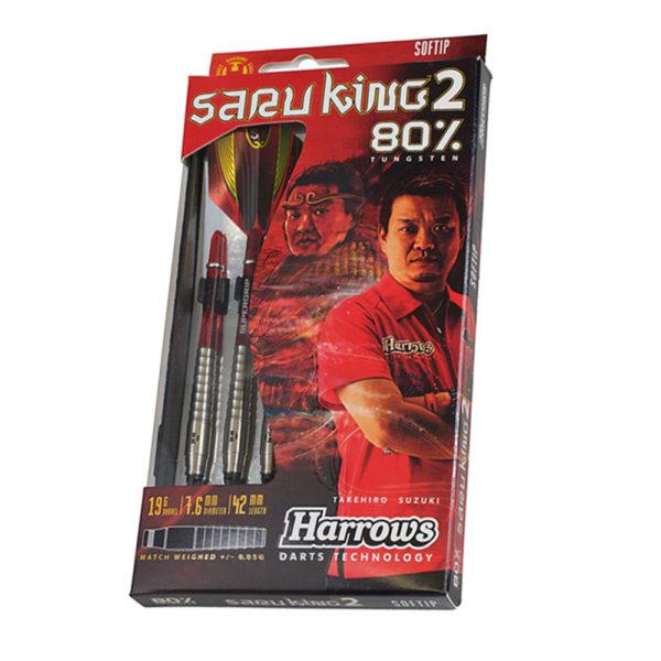 Jeu nylon Harrows Saru King 2 80% tgs 19g