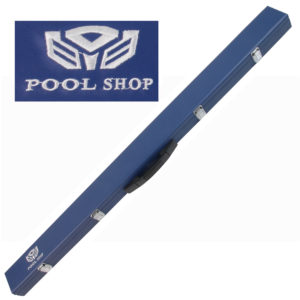 Etui rigide std bleu Pool Shop Queue 2 pièces 3/4