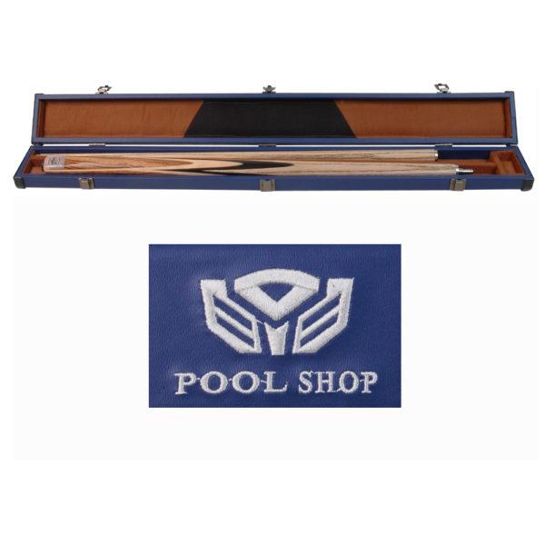 Etui rigide Blue Pool Shop Queue 2 pièces