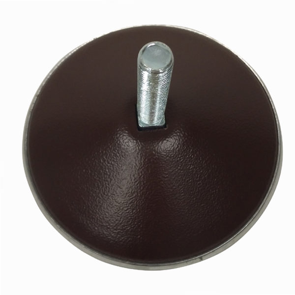 Vérin métal universel marron