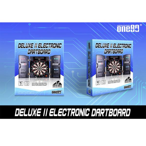 Cible Electronique Anglaise Deluxe II