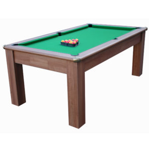 Billard anglais Tuscan Walnut Clair Diner 7ft