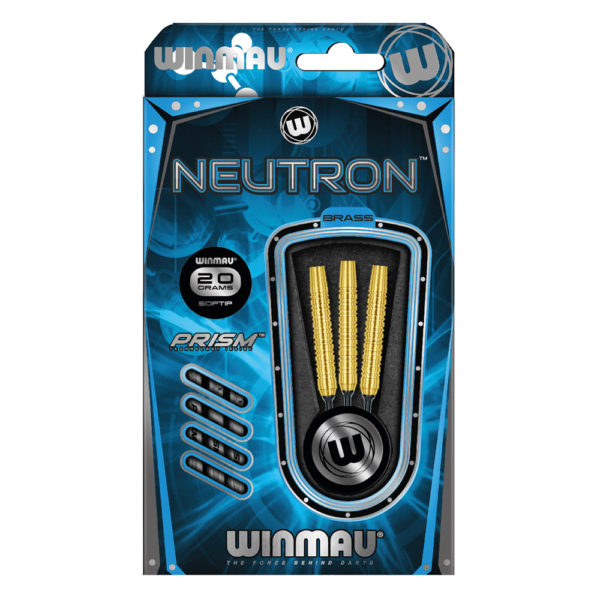 Jeu nylon Winmau Neutron A brass 20g