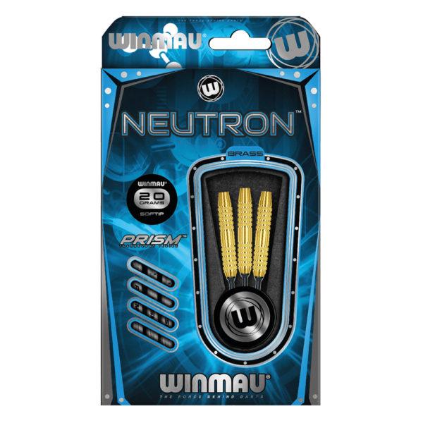 Jeu nylon Winmau Neutron C brass 20g