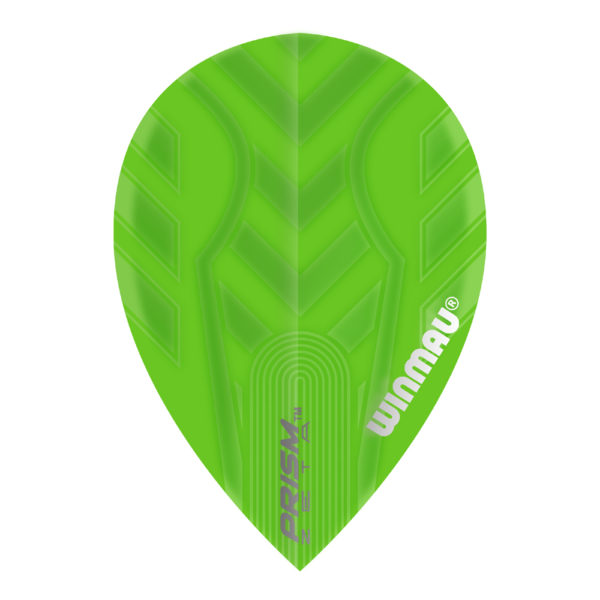 Ailette (3) Prism Zeta Green pear