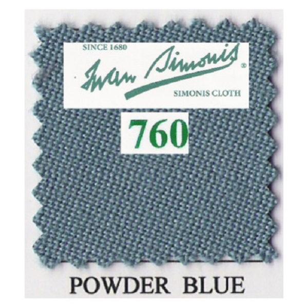 Tapis Simonis 760/195 Powder Blue – Le mètre