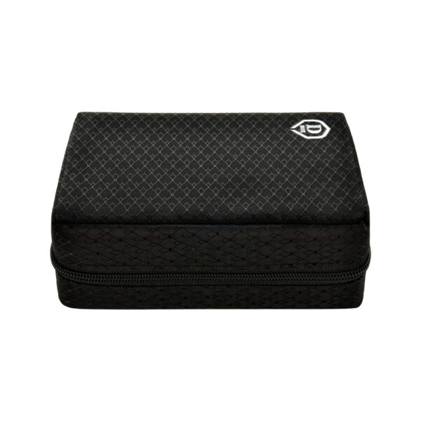 Etui The Double Dart Box black nylon