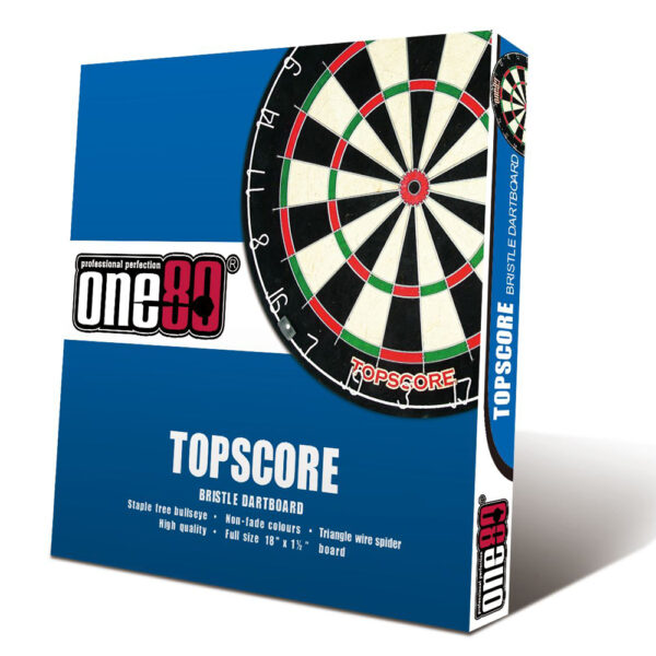 Cible traditionnelle One80 Top Score