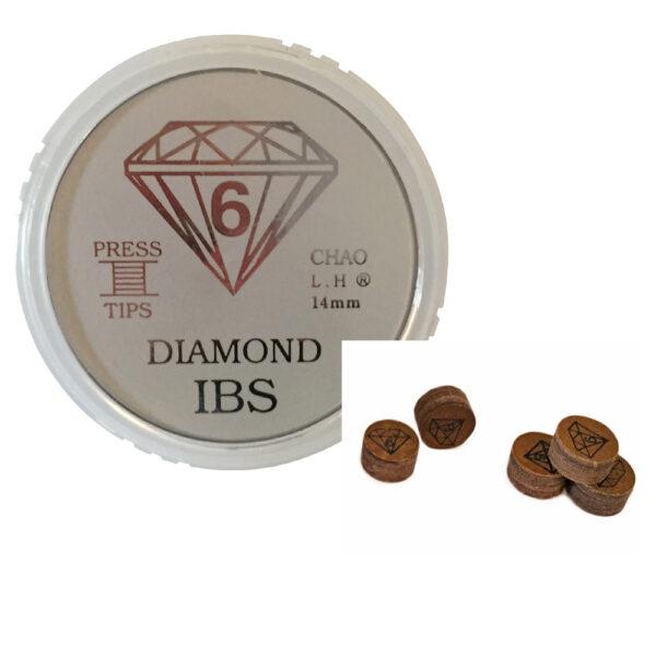 Procédé IBS Diamond Medium 14mm les 5