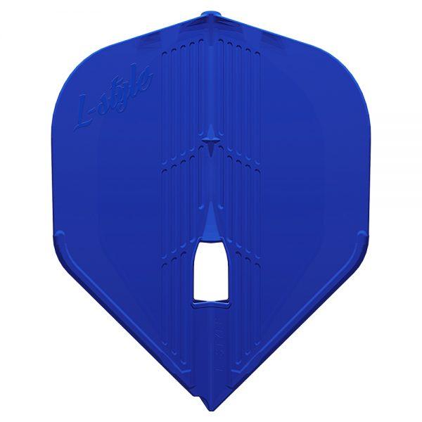 Ailette (3) L-Style L1KPRO Kami large bleue