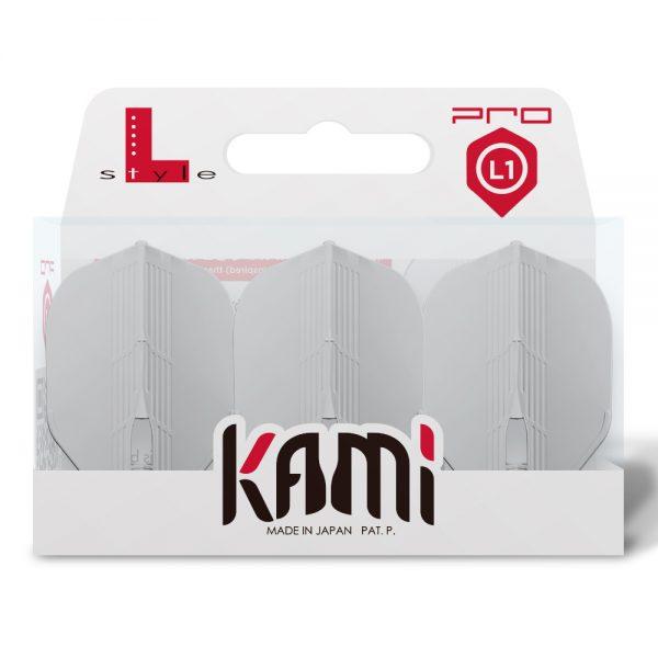 Ailette (3) L-Style L1KPRO Kami large blanche