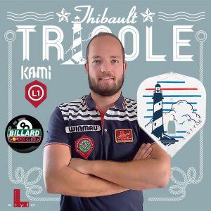 Ailette (3) L-Style L1KPRO Kami Champagne T.Tricole large blanche