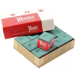 Craie Master Forest boîte de 12