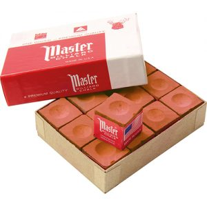 Craie Master Rust boîte de 12