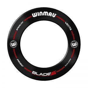 Protecteur cible Winmau Blade 5 Noir