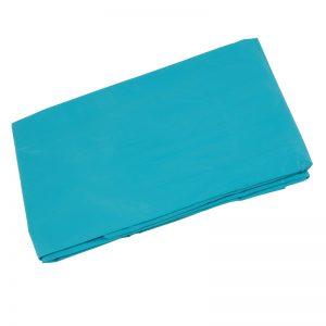 Housse élastique Pvc 7ft bleu ciel