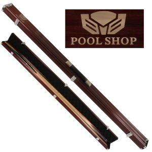 Etui aluminium Rosewood Effect Pool Shop Queue 1 pièce