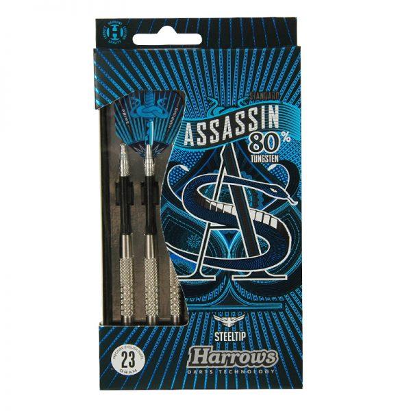 Jeu acier Harrows Assassin 80% Tungsten 23gK