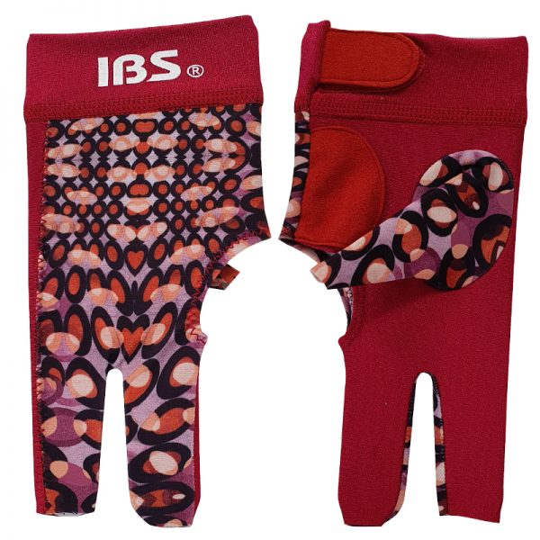 Gant Pro IBS Lady Red Patch S/M