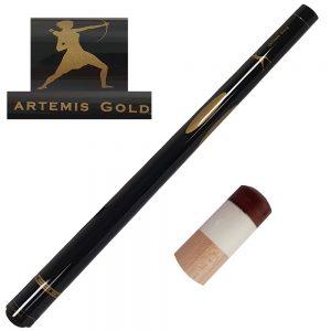 Queue Artemis Mister100 Black/Gold